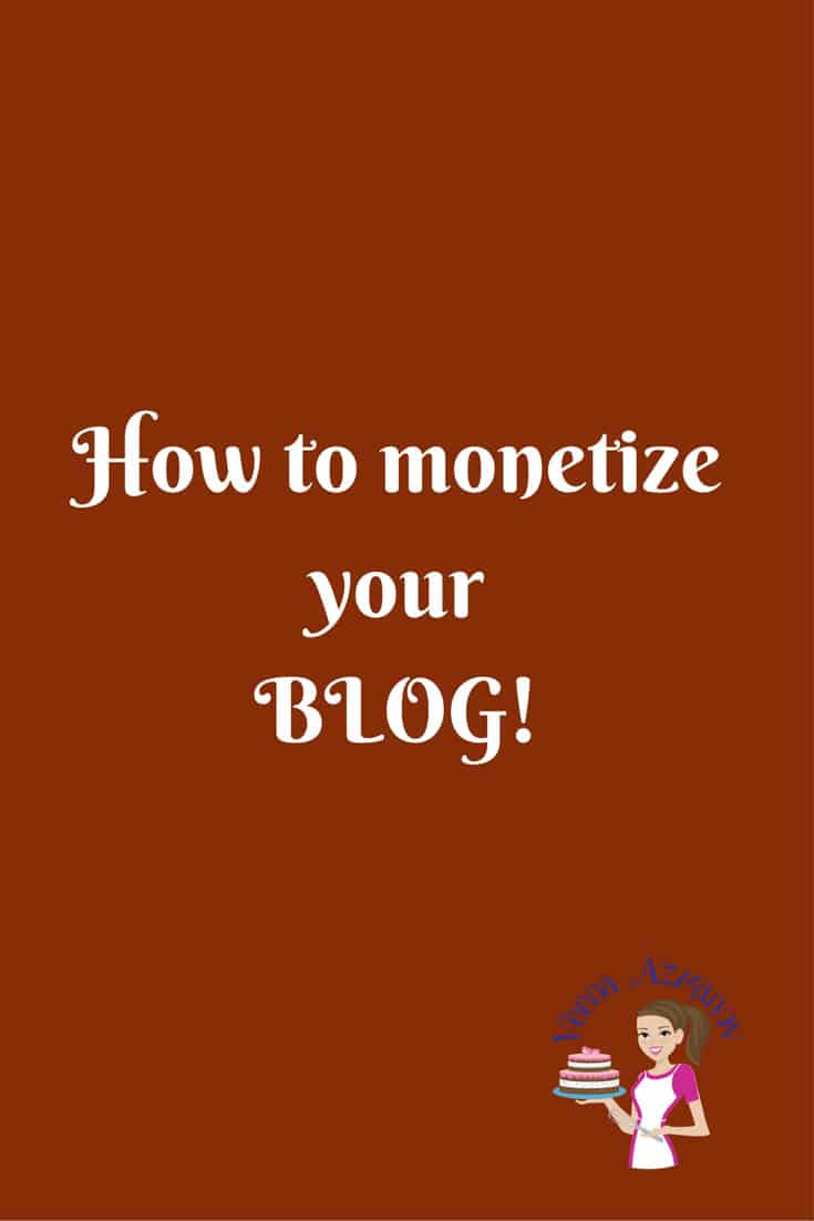 There are several ways to make money online; one of them is a blog. There are several ways to monetize a blog. Simple, easy steps to make some passive income. Weather it's simple advertising or a membership site. The amount of time and effort you add in will determine how much you can make.