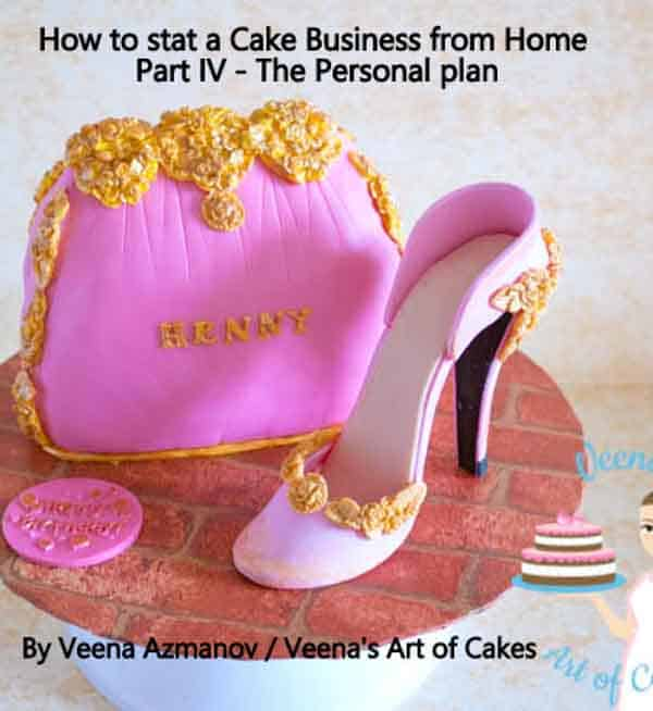 Cake Business from Home 4 - Personal Plan is an excellent post that gives you the whole scoop and insight into starting your own cake business. Excellent Article by Veenas Art of Cake