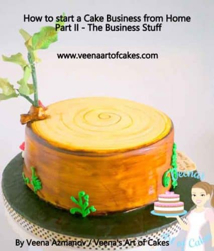 How to start a cake business from home Business Plan is an excellent post that gives you the whole scoop and insight into starting your own cake business. Excellent Article by Veenas Art of Cake