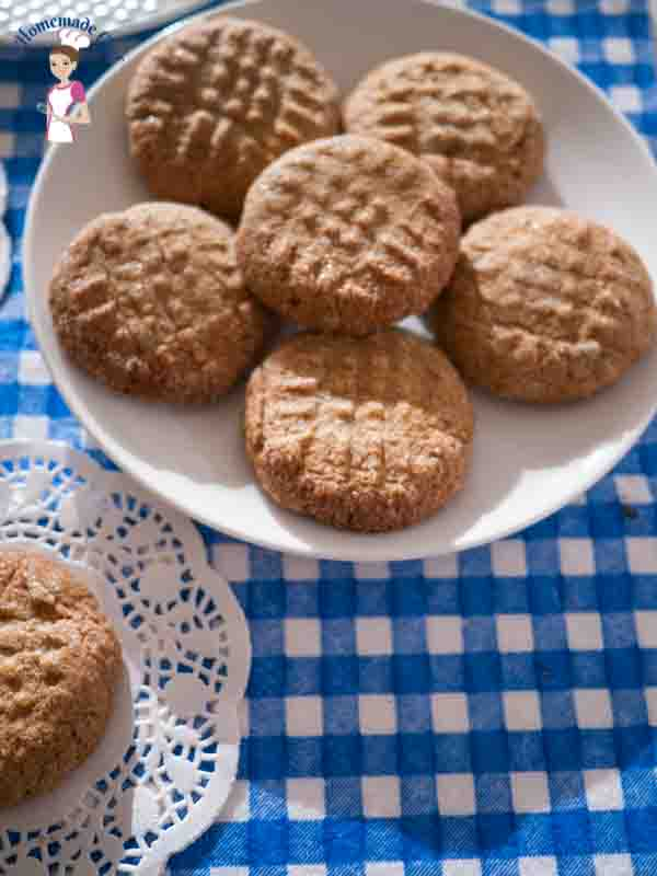 Molasses Delights cookie recipe is a perfect butter cookie with a flavor of molasses, really rich and melts in the mouth by food blog A Homemade Chef dot net