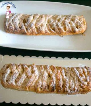 Quick Apple Turnovers – just five ingredients