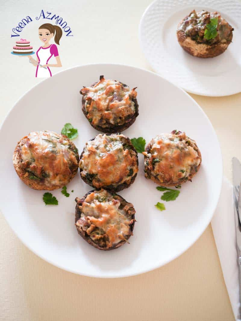Breadcrumb Stuffed Mushrooms is a super easy recipe and simple appetizer. Take barely any time to make and the cheesy breadcrumbs just melt in the mouth.