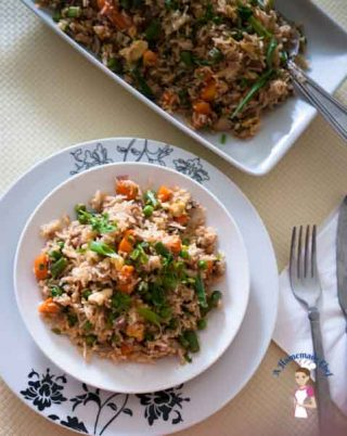Chinese Fried Rice – Quick Healthy Asian Cooking