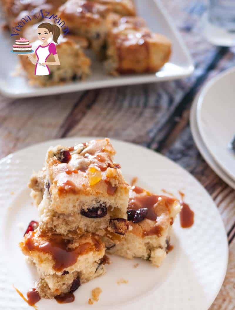 Must Try - These Caramel Squares with Fruit Nuts and Halva recipe are a perfect tea time cake that absolutely melts in your mouth. The delicious fruit nuts is enhanced with th the sweetness of the halva. The caramel topping just takes it to a whole new experience. I'm very sure you will be adding this to you party favorites.