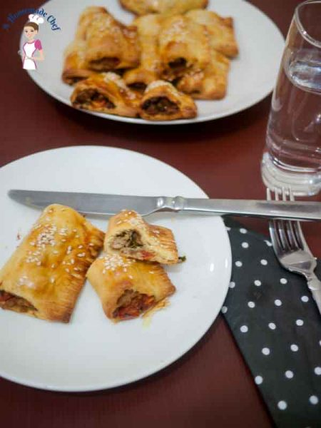 Meat Stuff Puff Pastry (6)