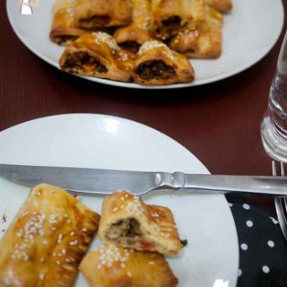 Meat stuff pastry 7