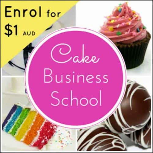 Cake Business School Review plus Bonus is a review post on the Cake Business School run by Rebekah Allan of Angel Foods by Veenas Art of Cakes a must read for anyone who wants to start cake decorating as a business