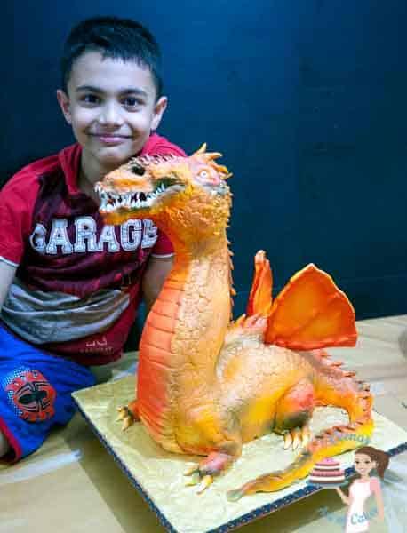 Dragon Cake (126)