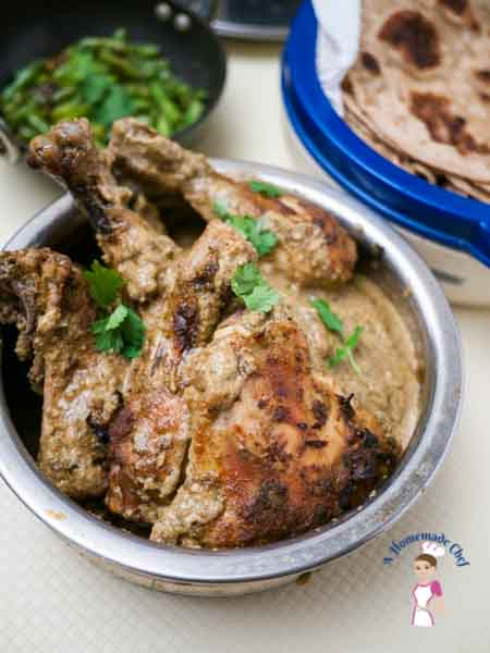 Indian Baked Chicken 21
