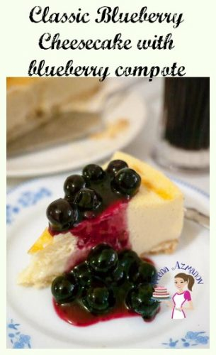blueberry-cheesecake-with-blueberry-compote