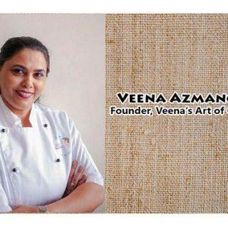 Conflating Visions interviews Veena Azmanov of Veenas Art of Cakes for their series Inspiring story baking adventure by Veena Azmanov