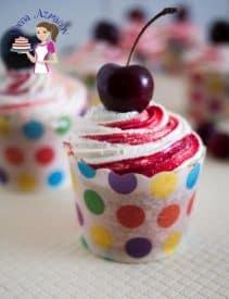 Pink Cherry Cupcakes (29)
