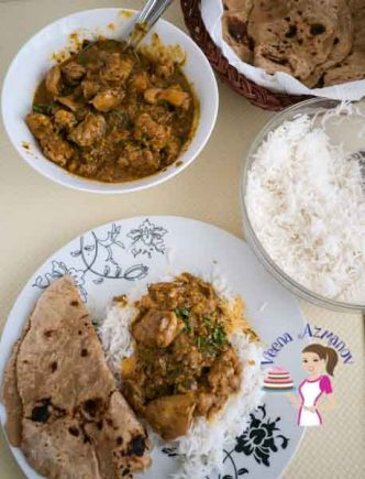 This chicken curry uses just 6 main ingredients and can be made in just 20 minutes; simple easy and quick. It is a perfect meal on it's own over white rice.