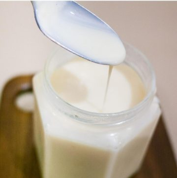 Traditional condensed milk can takes hours but this quick and easy recipe for homemade Condensed milk will do the trick in just 5 minutes. Make sweetened or unsweetened condensed milk.