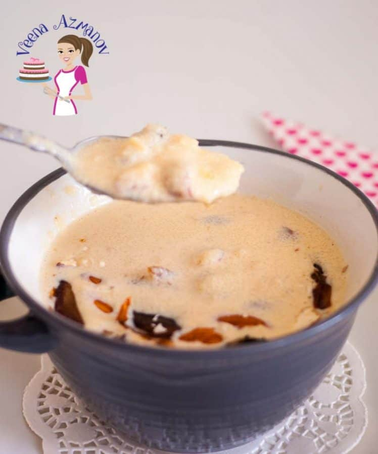 This semolina pudding is a luxurious comfort food any time of the year. Creamy, rich, sweet and smooth. It can be had as a cold dessert in summer or a warm comfort food in winter. If you love semolina you will love this dish.
