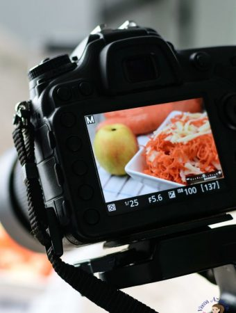 Wondering which camera you need for your cake and food pictures?