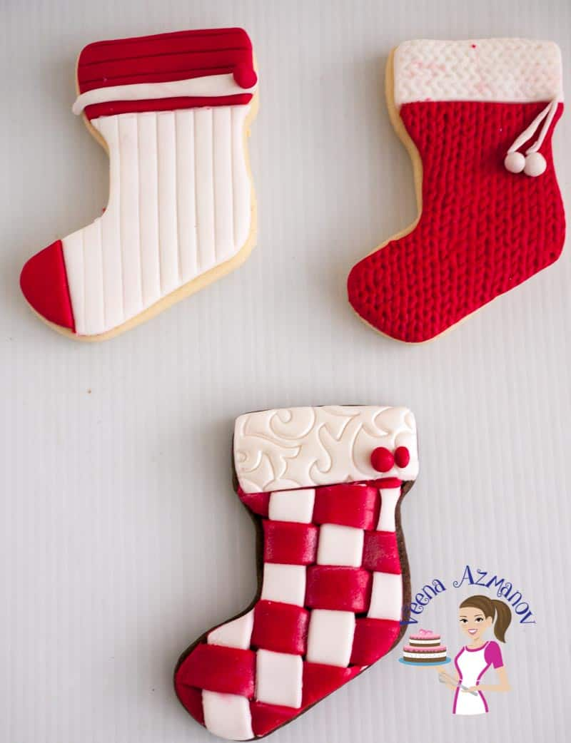make the most popular cookies this christmas with this christmas cookie decorating fondant tutorial make