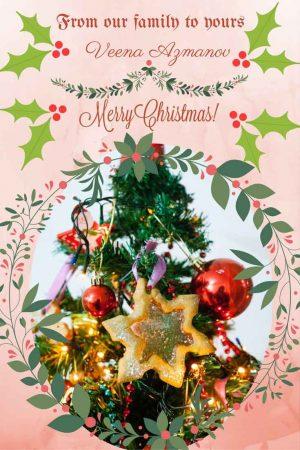 Merry Christmas and Some Baked Christmas Goodies