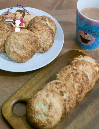 Easy Coconut Macaroons Recipe- Gluten Free