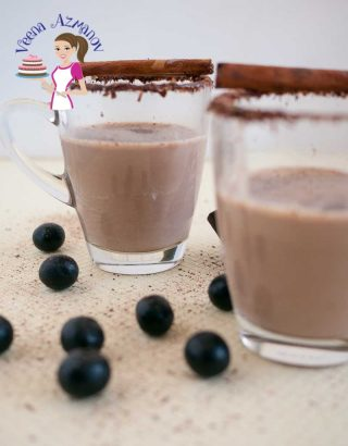 Homemade Cinnamon Mocha Hot Chocolate mix