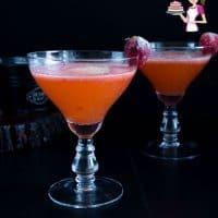 Strawberry Vodka Cocktail - Just 3 ingredients