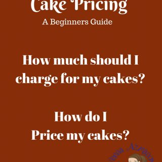 Cake pricing or how to price your cakes can be the most challenging and intimidating question to most beginners in the cake decorating world. In this post I have shared how to analyze, the methods I use as well as how to calculate the final price.