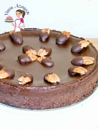 Chocolate Pecan Cake – Gluten Free Chocolate Cake for Passover