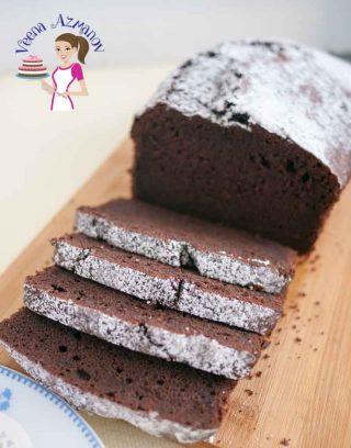 Classic Chocolate Pound Cake Recipe
