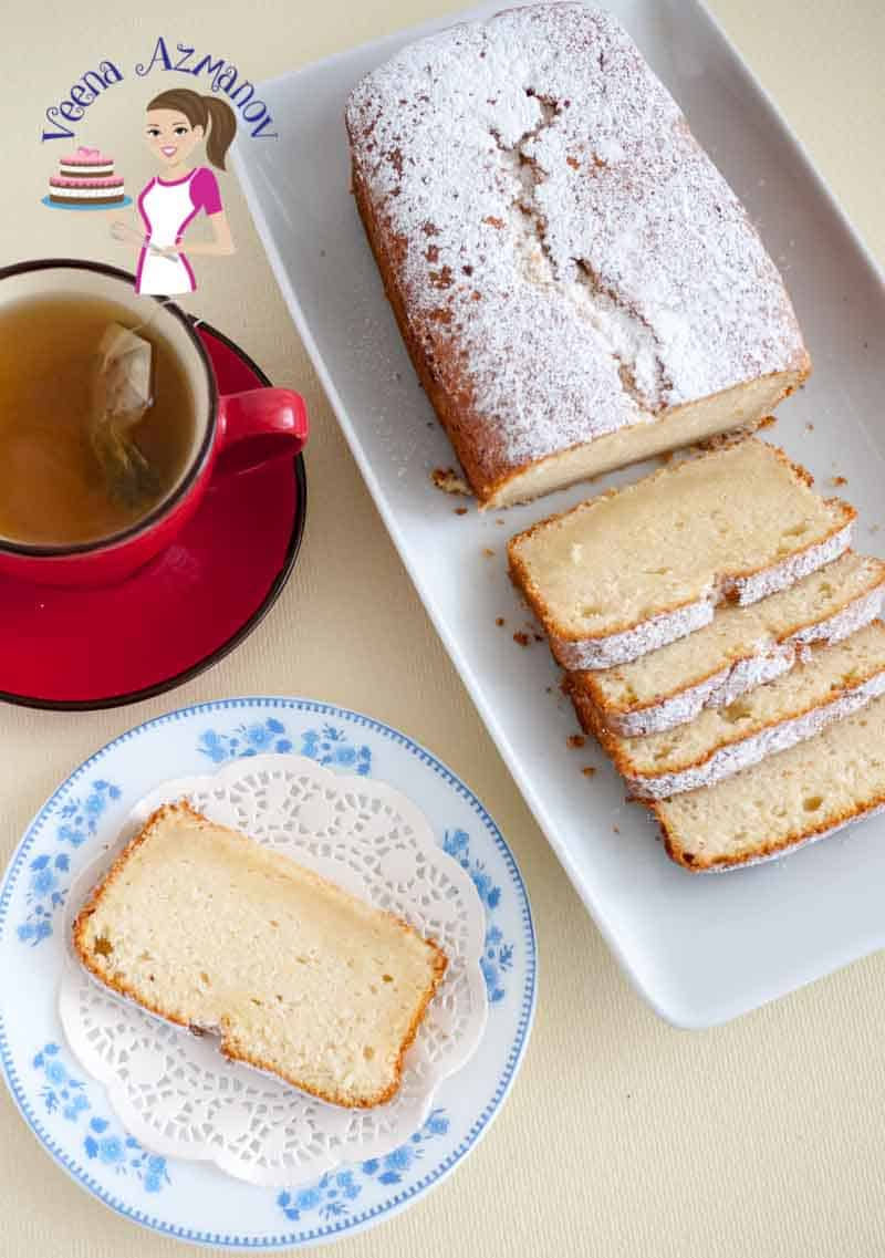 Classic Vanilla Pound Cake Recipe – Baking from Scratch