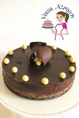 Scrumptious Dark Chocolate Cheesecake Recipe