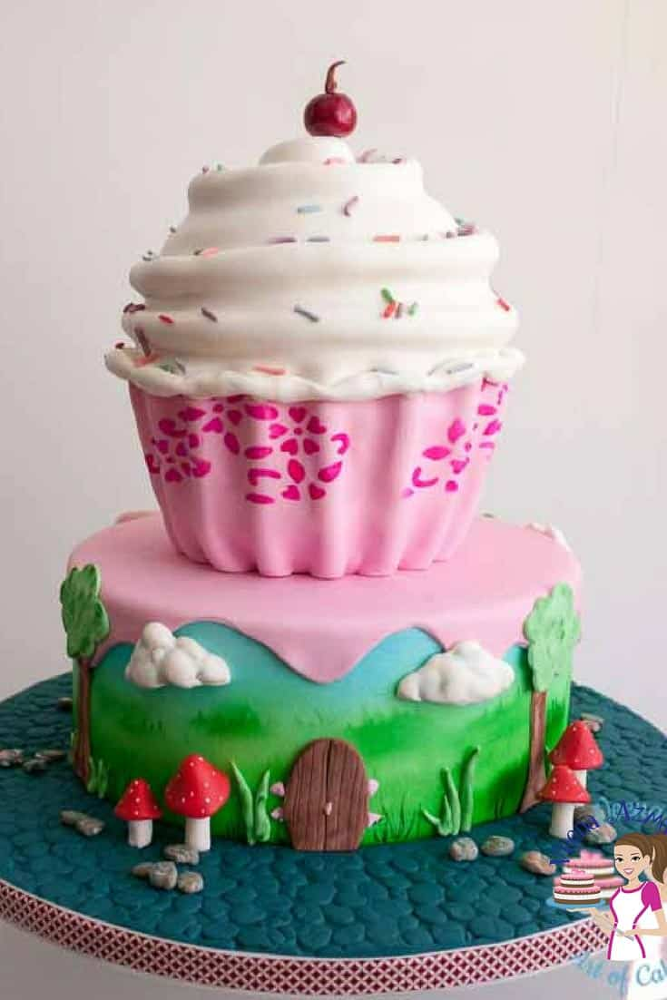 Veena Azmanov - A Cake Decorating Blog & Food Blog