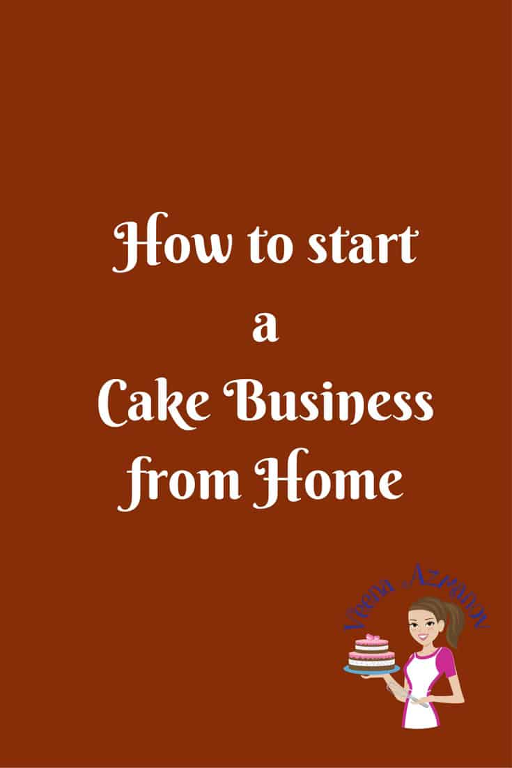 How to Start a Cake Business from Home – Beginners Guide