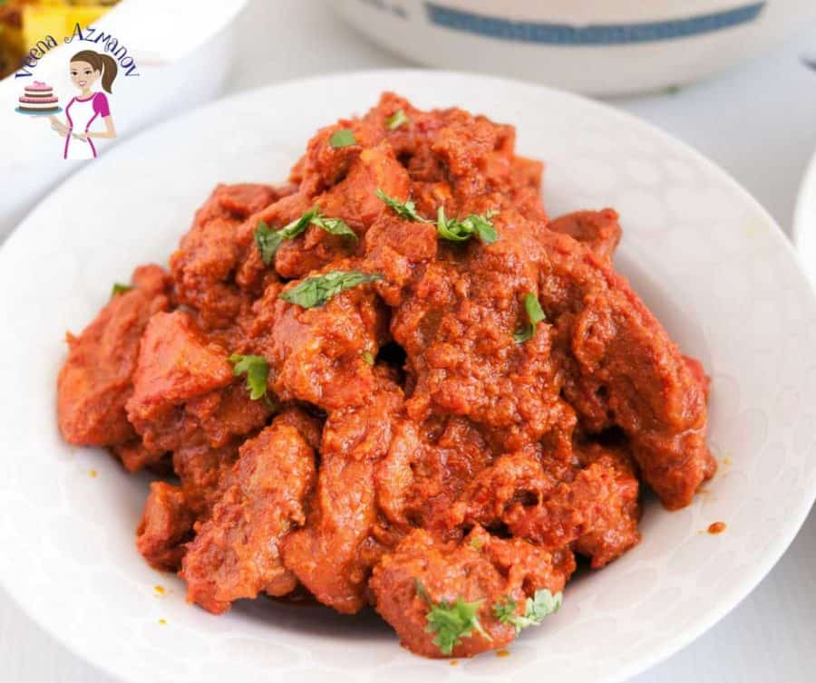 This classic Indian Butter chicken is a favorite to Indians as well as non-Indians. This simple, easy and effortless recipe makes a quick butter chicken using yogurt instead of cream and uses curry powder that can be easily found in most super markets, which means you don't need to have a fully stocked pantry of Indian spices.