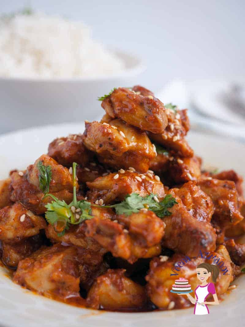 Quick Indian Chicken Tikka Masala Recipe
