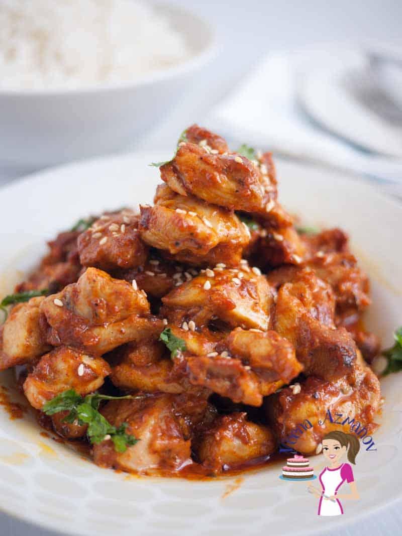 Indian Chicken Tikka Masala Recipe (25)