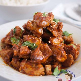 Unlike popular belief the Indian Chicken Tikka Masala is simple and quick to make! The process is as simple as adding all ingredients in a bowl and cooking. This is a great recipe cooked in a pan and served over a bowl or rice or threaded over a skewers served with Chapati or Naan. An absolutely treat in summer or winter.