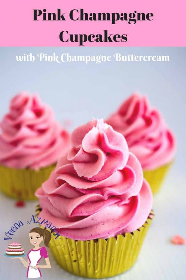 Every special occasion deserves a special frosting; that's what this Pink Champagne Buttercream Frosting is all about. Made with champagne reduction, light; creamy and melts in the mouth. A perfect addition to decorate any cake or cupcakes to its ultimate in luxury.