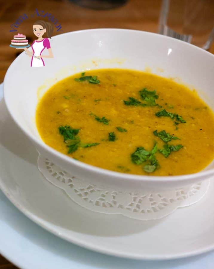 This slow cooker lentil soup is not just nutritious but hearty and flavorful. Serve it with crusty bread and a side salad for a simple week night dinner. The lentils are cooked until so soft you can barely see the grains. The fresh cilantro add so much more than just flavor.
