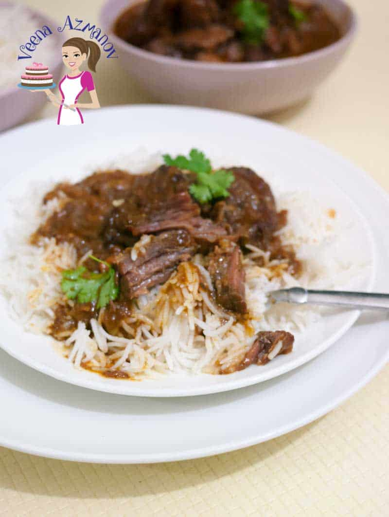 An image optimized for social media share for this step by step tutorial on how to make slow cooker Mongolian Beef Recipe. The best Mongolian Beef Slow Cooker Recipe.
