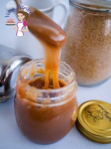 Making homemade butterscotch sauce is easiest and most convenient because it uses ingredient you probably already have on hand. It take approximate five minutes to make. Not to mention nothing is better than fresh homemade.