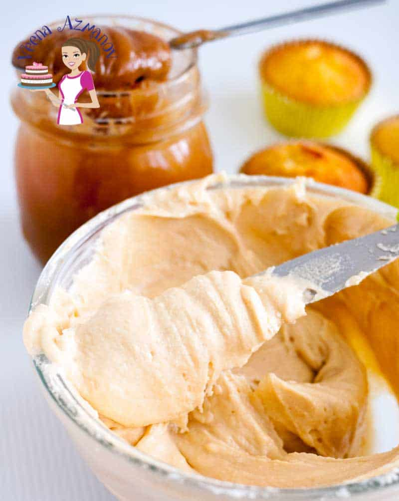 Butterscotch Buttercream Frosting Recipe – Simply The BEST!