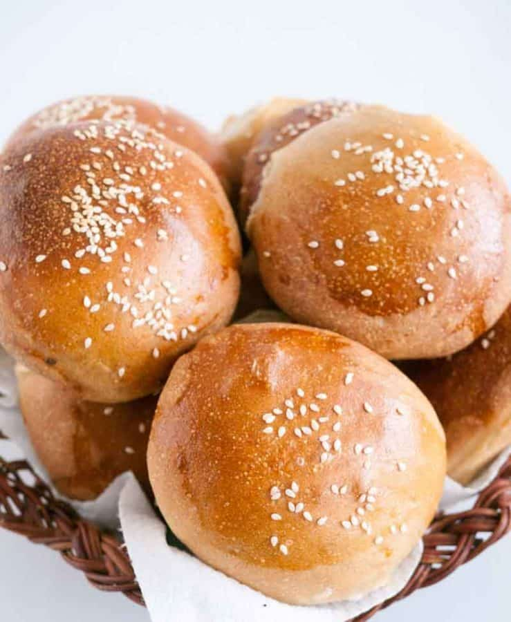 Recipe Burger Buns Soft - The Best Burger In 2018