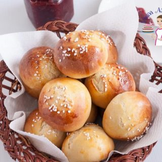 How to Make Brioche at home - These are buns for dinner