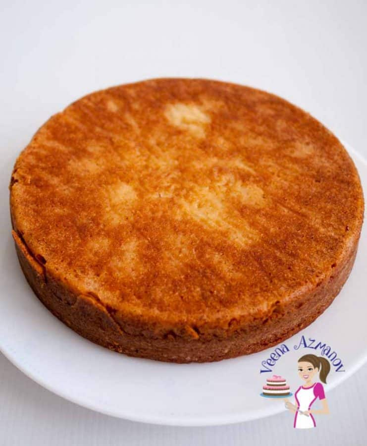 This best eggless vanilla cake is moist with a firm texture but soft crumb. It taste absolutely delicious on it's own and can be used to carve into a novelty cake with ease. A versatile cake that can be tweaked to make many different flavors and combinations.