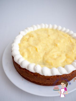 BEST Eggless Vanilla Cake Recipe