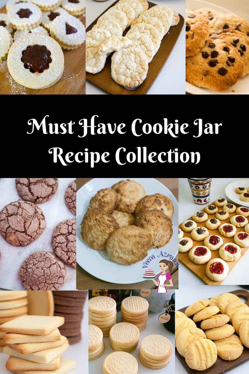 A Collection of Cookie Recipes from simple to exotic for the most simplest to the fun Holiday baked gods. There Must have collection is one you will love any time of the year.