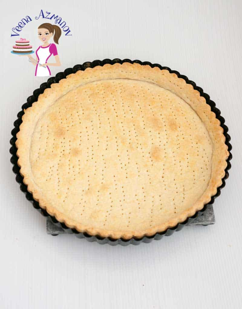 Homemade Sweet Short Crust Pastry (1)