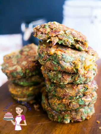Kidney Beans Patties aka Vegan Bean Burgers