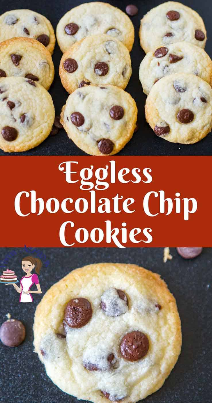 A Pinterest Optimized image for the best Chocolate Chip Cookies Recipe EVER!! Soft chewy centers with tender crisp outside.
