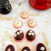Homemade Chocolate Marzipan Recipe in 5 mins